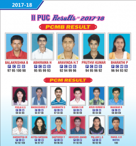 Results 2017-2018